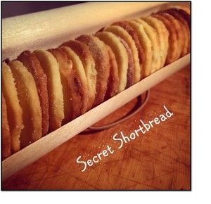 secret shortbread
