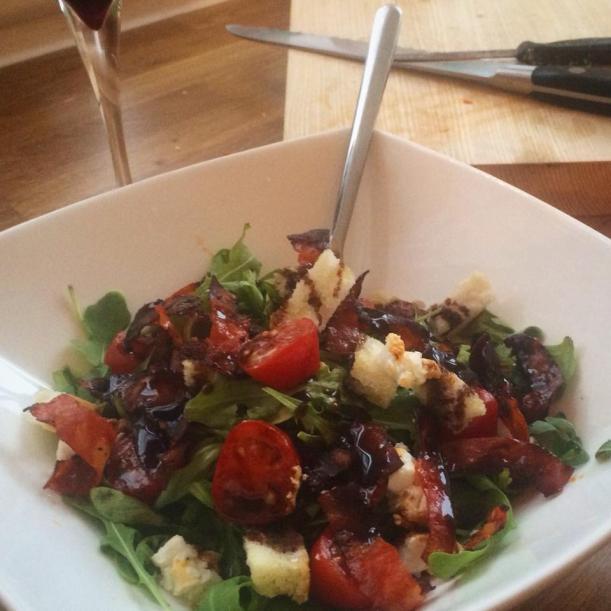 Chorizo_gostscheese_salad